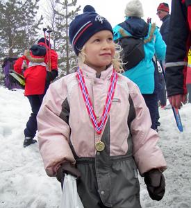 Elise-m-medalje